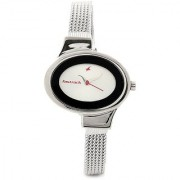 Fastrack Analog Watch For Women-6015sm01