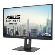 "Monitor IPS, ASUS 27"", BE27AQLB, 5ms, 100Mln:1, DVI/HDMI/DP, Speakers, 2560x1440"