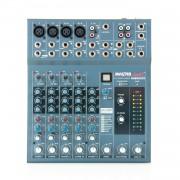 Master Audio USB082FX mixer compatto con 100 effetti e porta USB