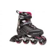 Rollerblade - Zetrablade W Black/Cherry - recreatieve skates