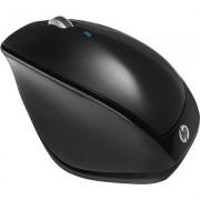 HP Mouse Wireless HP X4500 (nero metallizzato)