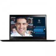 Лаптоп Lenovo ThinkPad X1 Carbon 5 Intel Core i5-7200U (2.5GHz up to 3.1GHz, 3MB), 8GB 1866MHz LPDDR3, 256GB PCIe SSD, 14.0 инча, 20HR005YBM