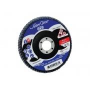 Disc abraziv lamelar Professional 125x22.23, Z120 metal/inox, Swaty Comet