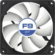 PC ventilator F9 Arctic (Š x V x DB) 92 x 92 x 25 mm