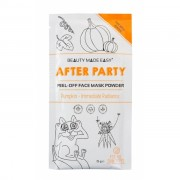 Masca peel off pt stralucire (After party) pt toate tipurile de ten (cu dovleac) - 10 g