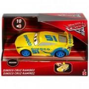 Masinuta cu sunete si lumini Cruz Ramirez Cars 3 Disney Pixar