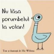 Nu lasa porumbelul la volan Cartea cu Genius - Mo Willems