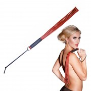 Mandy Mystery Line Zado Leather Whip Red