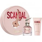Jean Paul Gaultier Scandal Set (EDP 50ml + BL 75ml) Metal Box για γυναίκες