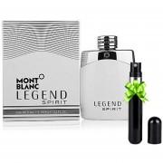 Perfume Legend Spirit para Hombre de Montblanc edt 100ml