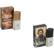 Set of 2 Sandel 20ml-Hello Handsome 20ml Perfume