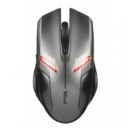 Мишка TRUST Ziva Gaming, оптична(2000 dpi), USB, сива, LED осветление