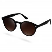 Waykins Wade Schwarze & Braune Sonnenbrille