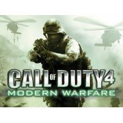 CALL OF DUTY 4: MODERN WARFARE - PC - STEAM - DE / EN / ES - worldwide