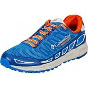 Columbia Bajada III Hardloopschoenen Heren blauw US 11,5 (EU 44,5) 2017 Trailrunning schoenen