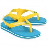Havaianas Brasil Logo - Sandały Dziecięce - 4140577 0212