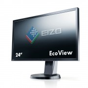 EIZO Monitor LCD 24,1' EV2416WFS3-BK, Wide (16:10), TN, LED, FlexStand 3, black