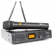 Power Dynamics PD781 Système sans fil avec Microphone 8 canaux UHF