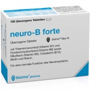 neuro-B forte biomo® Neu