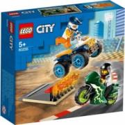 LEGO City Echipa de cascadorii No. 60255