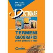 Dictionar de termeni geografici pentru liceu (eBook)