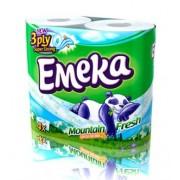 Тоалетна хартия EMEKA, 4 ролки