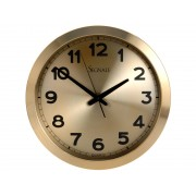 Segnale Nástěnné hodiny SEGNALE - kulaté, hliník Ø 40 cm