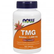 Now Foods Tmg Trimetilglicina (100cpr)