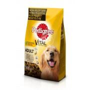 Суха храна за кучета Pedigree Птиче и зеленчуци 500 г