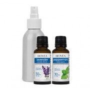 ESSENTIAL OIL BLENDING KIT (Lavender & Peppermint)