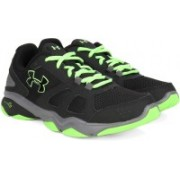Under Armour Micro G Training Shoes For Men(Black)