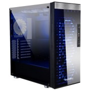 Segotep SG-K8 Black, SECC Steel ATX Mid Tower,