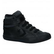 Converse Pro Blaze Strap Hi Zwarte Sneakers