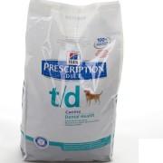Hills Prescription T/D hond