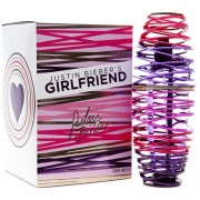 Perfume Girlfriend Para Mujer De Justin Bieber Edp 100 Ml