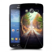 Husa Samsung Galaxy Core 4G LTE G386F Silicon Gel Tpu Model Tunel