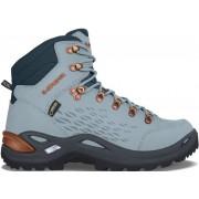 Lowa Renegade GTX Mid - scarpe da trekking - donna - Light Blue