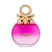Benetton Colors Pink 80ml Eau de Toilette за Жени