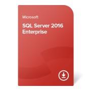 Microsoft SQL Server 2016 Enterprise (2 cores), 7JQ-01013 електронен сертификат
