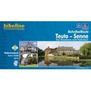 Fietsgids Bikeline BahnRadRoute Teuto-Senne | Esterbauer