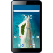 "Tableta Vonino Pluri M8, Procesor Quad-Core 1.3GHz, IPS Capacitive touchscreen 8"", 2GB RAM, 16GB Flash, Wi-Fi, 3MP, 3G, Android (Albastru inchis)"
