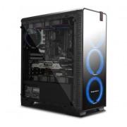 Carcasa Segotep Halo 7 Plus, MidTower (Negru)