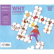 Joc interactiv - Why Connect Chalk and Chuckles B-CCPPL017