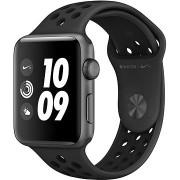 Apple Watch Series 3 Nike+ 42 mm GPS Űrszürke, alumínium, Nike antracitszürke sport szíjjal