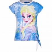 Disney Elsa t-shirt wit voor meisjes