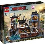 LEGO 70657 LEGO Ninjago City hamnen