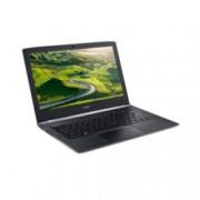 "Лаптоп Acer Aspire S5-371-78GZ(NX.GHXEX.023), двуядрен Kaby Lake Intel Core i7-7500U 2.7/3.5GHz, 13.3"" (33.78 cm) IPS Full HD LED дисплей(HDMI), 8GB LPDDR3, 256GB SSD NVMe, 1x USB 3.1, Linux, 1.36kg"