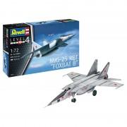 Revell MiG-25 RBT repülőgép makett (1:72) 3878