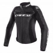 DAINESE Blouson Dainese RACING 3 PERF. LADY LEATHER JA CKET