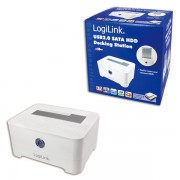 "Logilink Quickport USB 2.0 for 2,5"" & 3,5"" SATA White QP0015"